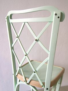 Modern style Thonet chair restored Thonet art by mypetitvintage,