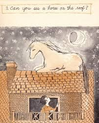 Kenny's Window: Maurice Sendak's Forgotten Philosophical Children's Book About Love, Loneliness, and Knowing What You Really Want – Brain Pickings Maurice Sendak, Children's Picture Books, Vintage Children's Books, Animation, Children's Book Illustration, Book Illustrations, Horse Art, Loneliness, Childrens Books