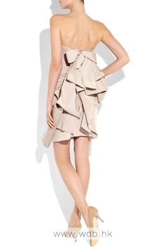 Glamorous sleeveless A-line dress  $128.8