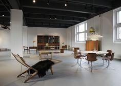 Dansk Møbelkunst showroom, Copenhagen