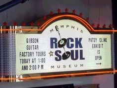 Rock & Soul Museum by the FedEx Forum