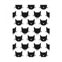 Carte postale chats