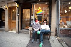 5) Big Gay Ice Cream, New York City  These quirky New York City outlets entice customers with flavored soft-serve topped with wacky add-ons. Envelope-pushing items like the Salty Pimp (vanilla soft-serve, dulce de leche, sea salt, and a chocolate dip) and Mexican Affo'gay'to (spicy hot chocolate with vanilla ice cream, whipped cream, cayenne, and shaved chocolate) abound on the menu, while sea salt, Nutella, and dulce de leche are frequently incorporated into everything from traditional…