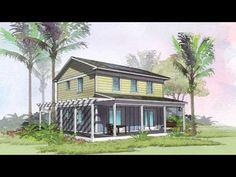 Modern Energy Efficient Homes | Contemporary High Performance Homes | Zero Energy House Plans | Net Zero Home Plans | Deltec Building System | Round House Design | Deltec