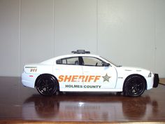 Holmes County Florida Sheriff's Department Police Truck, Police Cars, Holmes County, Guilin, Dodge Charger, Sheriff, Custom Cars, Scale Models, Diecast