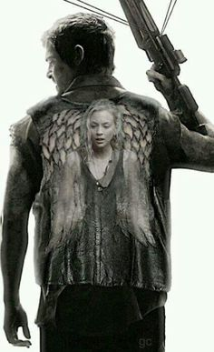 Beth's not gone. I can see her right beside Daryl every day sayin I'm still here, I believe in u, I love you, and more loving thangs. we love Beth and Daryl.