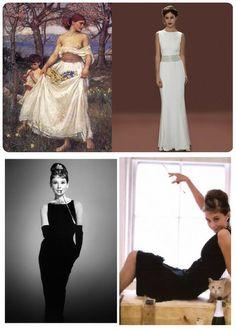 Vintage Inspired Wedding Dresses - 1960s Lara Hannah Airlia Wedding Dress