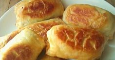 Homemade Baked Puff Patties with spicy mashed Potato. Hyderabad Potato Patties Recipe.