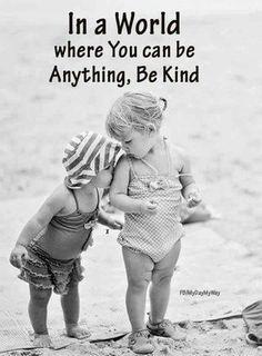 Kindness & sweetness