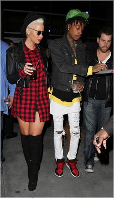 Amber, that outfit! <3