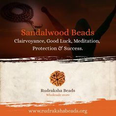Sandalwood scent increases our sense of awareness and invokes tranquillity. It promotes a deeper relaxed state and also increases the spiritual energy. To know more please visit http://rudrakshabeads.org/ #RudrakshaBeads #Spirituality