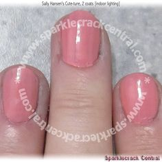 Sally Hansen's Cute-ture (831)