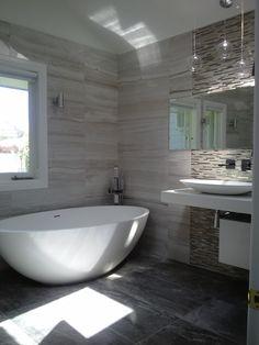 Shop Style Selections Sovereign Stone Pearl Glazed Porcelain Amusing Lowes Bathroom Tile Designs Inspiration