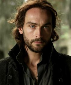 Tom Mison from 'Sleepy Hollow' I really want to see this show. It looks awesome.