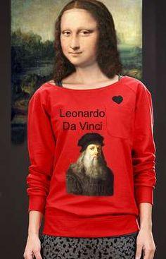 Da Vincis Fan  by Patrizia (Germany)