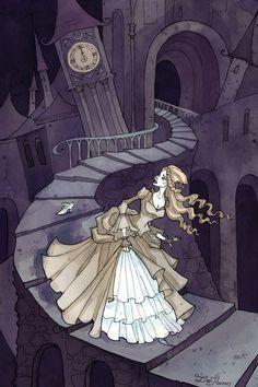 Cinderella by IrenHorrors.deviantart.com on @DeviantArt