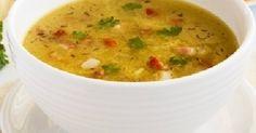 Fabulosa receta para Sopa de verduras saludable. Receta ideal para dietas de adelgazamiento y para combatir los días de frio. Me la envío mi amiga Elena por correo electrónico.