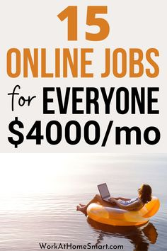 Looking for the best work from home remote jobs? Here's a list of companies with online jobs to earn money. Online Jobs For Moms, Legitimate Online Jobs, Freelance Sites, Hire Freelancers, Companies Hiring, Work From Home Companies, Write Online, Home Jobs, Entry Level