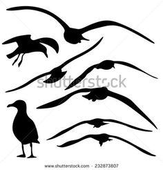Resultado de imagen para sea silhouette