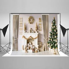 Find More Background Information about Kate 10x10ft Indoor  Christmas Photography Backdrops Christmas Decorations For Home Christmas Tree Box Custom Photo Backdrops,High Quality photography backdrops,China photography backdrops christmas Suppliers, Cheap backdrop christmas from Marry wang on Aliexpress.com