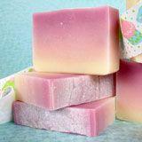 Let it Bleed: Cold Process Soap Color Gradation Tutorial