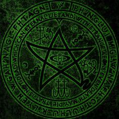 Sigil of Cthulhu - R'lyeh Bind by FerrumAether.deviantart.com on @deviantART