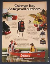 Big Outdoors with Coleman
