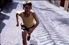 "From ""Billy Elliot"" (2000). Excellent movie! Not all boys need to be boxers... :)"