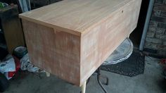 Courtney ' hope chest