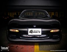 Mazda Rx7 from Dundee
