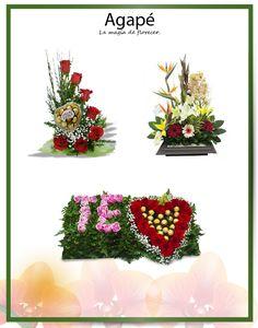 003 Floral Arrangements, Magick