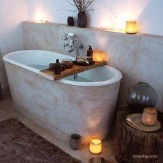 Date un baño de rela
