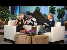 Philadelphia Eagles star and magician Jon Dorenbos helped Ellen relive some of her best scares, with everyone from Eric Stonestreet to Jennifer Lopez! Carrie Underwood New Album, Rock Music News, Entertainer Of The Year, Academy Of Country Music, Ellen Degeneres Show, The Ellen Show, Grand Ole Opry, Funny Times, Prank Videos