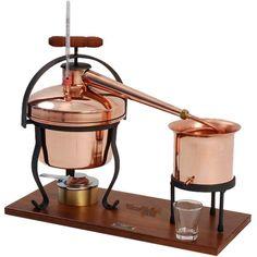Copper Pot Distiller - for the eau d'vie