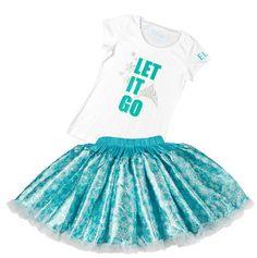 Disney Frozen Tutu Outfit