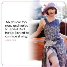 From the circus to the bordello, there's really nowhere that Phryne Fisher feels out of place. She always manages to blend in with a great…