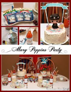 {Mary Poppins Party}
