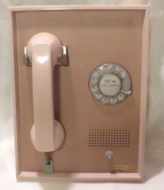 Retro 1970s Bell Western Electric Retro Phone, Vintage Phones, Old Phone, Landline Phone, Old And New, Westerns, 1970s, Rotary, Kitsch