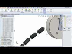 Rope Animation in SolidWorks - YouTube