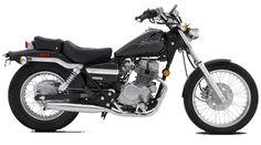 Honda Rebel - a good starter bike for women, I am told
