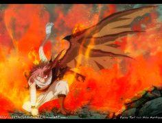 Fairy Tail 435 Etherias Natsu Dragneel by IITheYahikoDarkII