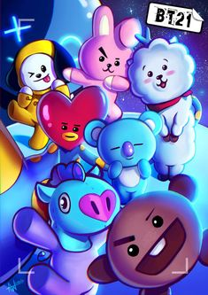 Selfie~ by Lushies-Art - Site Today Bts Wallpaper, Iphone Wallpaper, Bt 21, Bts Pictures, Photos, Bts Backgrounds, Bts Drawings, Bts Love Yourself, Bts Chibi