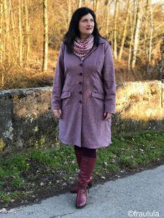 "Schnittmuster / Ebook lillesol women No.27 Mantel ""Capa"" / Nähen Mantel / Sewing pattern coat"