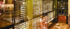 The world famous Wine Loft in South Africa's celebrity studded One Cape Town - http://bit.ly/GXRd9k