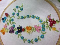 Hand Embroidery Designs | Design for dresses | Stitch and Flower-74 - YouTube