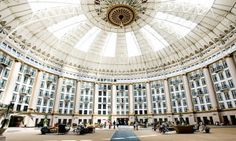 Once abandoned, West Baden Springs Hotel may be the most beautiful hotel in the world - Posted on Roadtrippers.com!