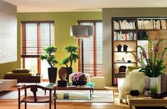 Good Feng Shui Living Room - you determine the Bagua of your living room