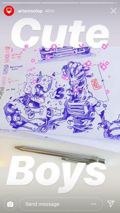 Cyberpunk Character, Dope Art, Concept Art, Character Design, Messages, Cute, Graphic Design, Conceptual Art, Kawaii