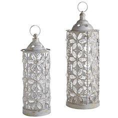 Flower Gem Lanterns