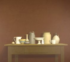 Monte Migiana Still Life | PAFA - Pennsylvania Academy of the Fine Arts